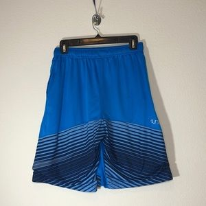 Blue Nike Elite Shorts Men's Large